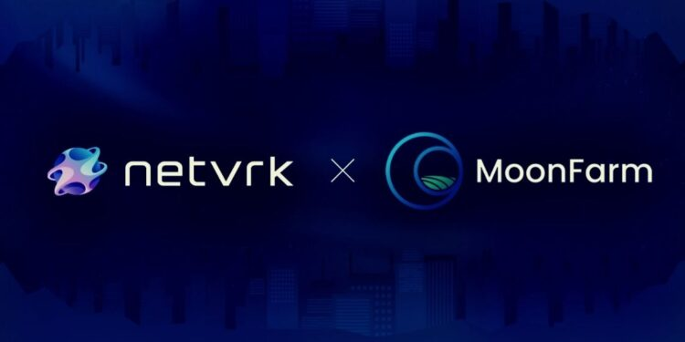 Netvrk And Moonfarm Finance To Bring Yield Farming Opportunities For Users
